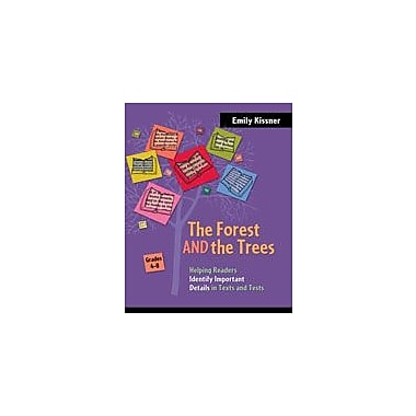 Heinemann Publishing The Forest and the Trees Reading & Writing Workbook, Grade 4 - Grade 8 [eBook]