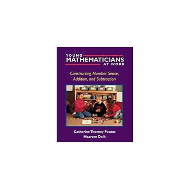 Heinemann Publishing Young Mathematicians At Work: Constructing Number Sense, Addition, and Subtraction Workbook [eBook]