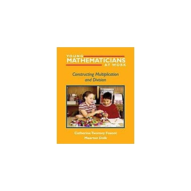 Heinemann Publishing Young Mathematicians At Work: Constructing Multiplication and Division Workbook, Grade 3 - Grade 5 [eBook]