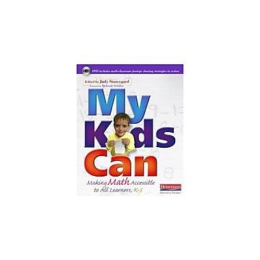 Heinemann Publishing My Kids Can: Making Math Accessible to All Learners (Kindergarten) Workbook, Kindergarten - Grade 5 [eBook]