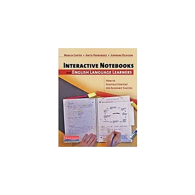 Heinemann Publishing - Manuel Interactive Notebooks and English Language Learners 6e à 12e année [livre numérique]