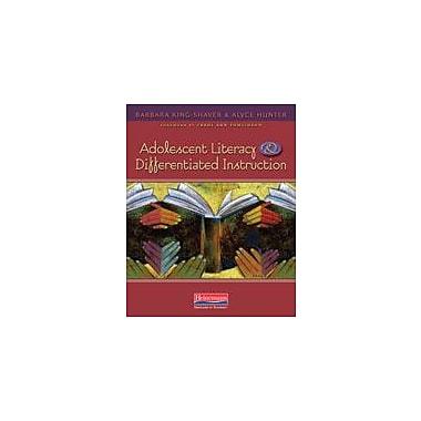 Heinemann Publishing Adolescent Literacy and Differentiated Instruction Teacher Planning Workbook, Grade 6 - Grade 12 [eBook]