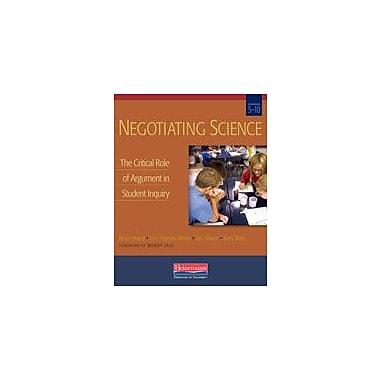 Heinemann Publishing Negotiating Science Problem Solving Workbook, Grade 5 - Grade 10 [eBook]