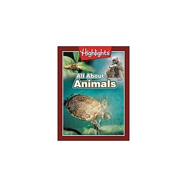 Highlights for Children All About Animals Science Workbook, Grade 2 - Grade 3 [eBook]