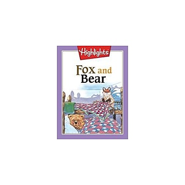 Highlights for Children Fox and Bear Science Workbook, Grade 1 [eBook]
