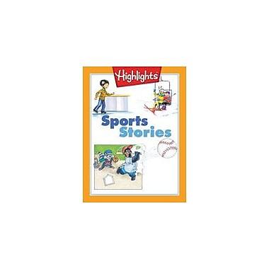 Highlights for Children Sports Stories Reading & Writing Workbook, Grade 1 [eBook]
