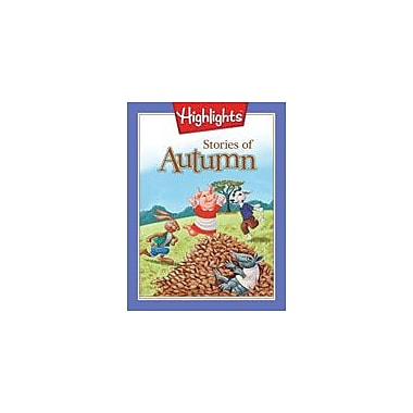 Highlights for Children Stories of Autumn Reading & Writing Workbook, Grade 1 [eBook]