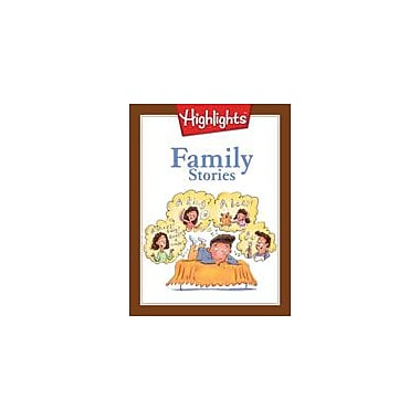 Highlights for Children Family Stories Reading & Writing Workbook, Grade 1 [eBook]