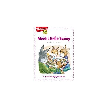Highlights for Children Meet Little Bunny Reading & Writing Workbook, Kindergarten - Grade 1 [eBook]