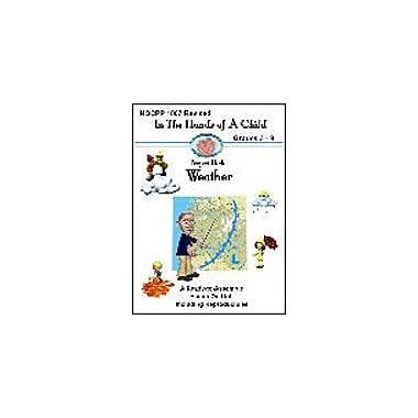 In The Hands of A Child Weather Lapbook Science Workbook, Grade 3 - Grade 8 [eBook]