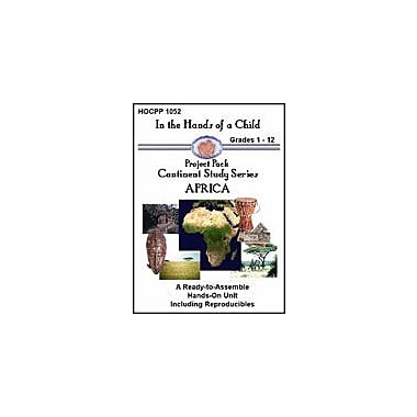 In The Hands of A Child Africa Lapbook Geography Workbook, Preschool - Grade 10 [eBook]