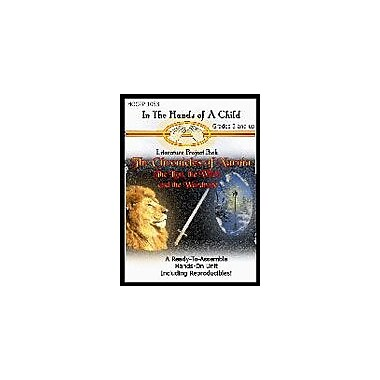 In The Hands of A Child Narnia Lapbook Language Arts Workbook, Grade 3 - Grade 12 [eBook]