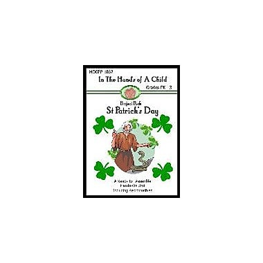 In The Hands of A Child Saint Patrick's Day Lapbook Social Studies Workbook, Preschool - Grade 3 [eBook]
