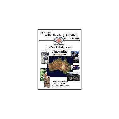 In The Hands of A Child Australia Lapbook Geography Workbook, Kindergarten - Grade 6 [eBook]