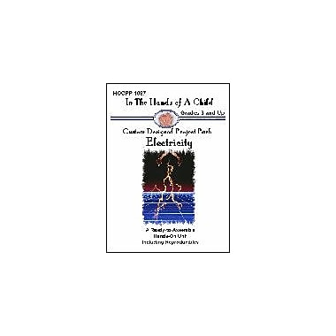 In The Hands of A Child Electricity Lapbook Science Workbook, Grade 4 - Grade 12 [eBook]