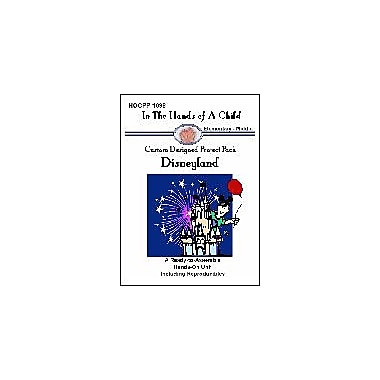 In The Hands of A Child Disneyland Lapbook Geography Workbook, Preschool - Grade 10 [eBook]