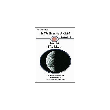 In The Hands of A Child The Moon Lapbook Science Workbook, Grade 3 - Grade 8 [eBook]