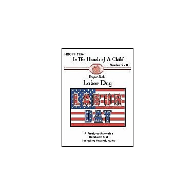 In The Hands of A Child Labor Day Social Studies Workbook, Grade 2 - Grade 8 [eBook]