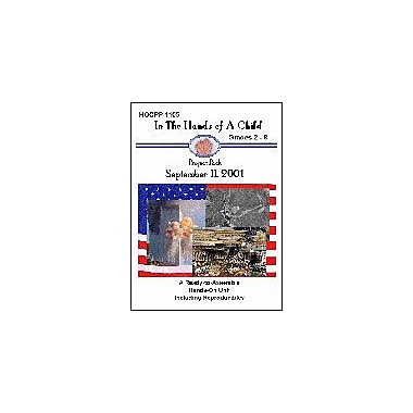 In The Hands of A Child September 11th 2001 History Workbook, Grade 2 - Grade 8 [eBook]