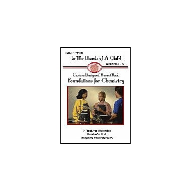 In The Hands of A Child Foundations For Chemistry Science Workbook, Grade 3 - Grade 6 [eBook]