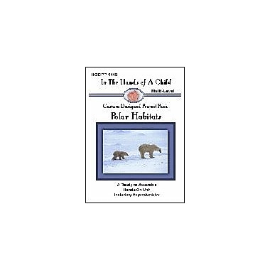 In The Hands of A Child Polar Habitats Science Workbook, Kindergarten - Grade 8 [eBook]