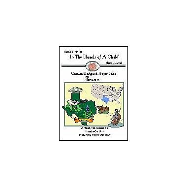 In The Hands of A Child Texas Geography Workbook, Kindergarten - Grade 8 [eBook]