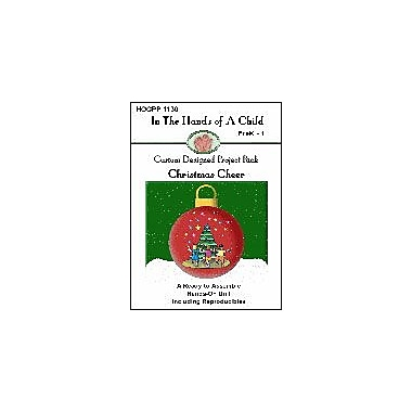In The Hands of A Child Christmas Cheer Social Studies Workbook, Preschool - Grade 1 [eBook]