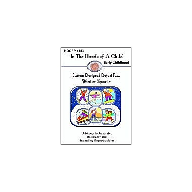 In The Hands of A Child Winter Sports Other Workbook, Preschool - Grade 1 [eBook]