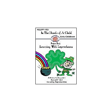 In The Hands of A Child Learning With Leprechauns Math Workbook, Grade 1 - Grade 5 [eBook]