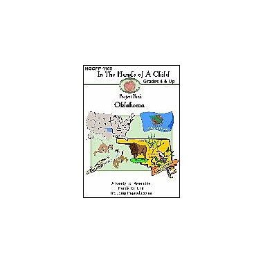 In The Hands of A Child Oklahoma Geography Workbook, Grade 4 - Grade 12 [eBook]