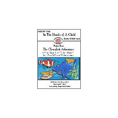 In The Hands of A Child The Clownfish Adventure Science Workbook, Grade 1 - Grade 3 [eBook]