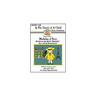 In The Hands of A Child Madeline of Paris Language Arts Workbook, Grade 1 - Grade 3 [eBook]