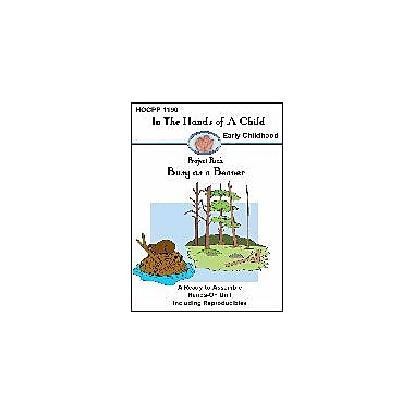 In The Hands of A Child Busy As A Beaver Science Workbook, Grade 1 - Grade 3 [eBook]
