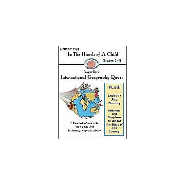 In The Hands of A Child International Geography Quest Geography Workbook, Grade 3 - Grade 8 [eBook]
