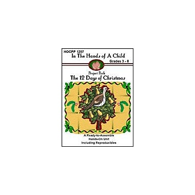 In The Hands of A Child The 12 Days of Christmas Social Studies Workbook, Grade 3 - Grade 8 [eBook]