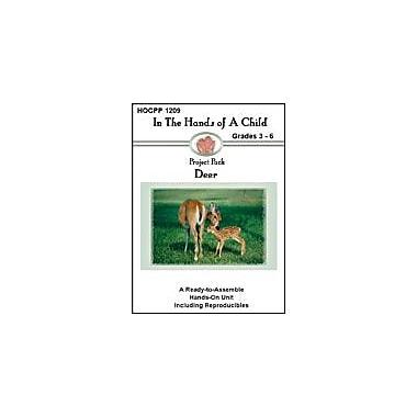 In The Hands of A Child Deer Science Workbook, Grade 3 - Grade 6 [eBook]