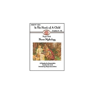 In The Hands of A Child Norse Mythology History Workbook, Grade 4 - Grade 10 [eBook]