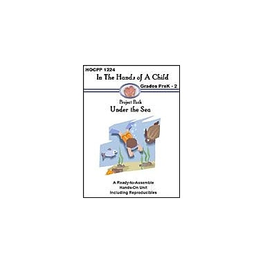 In The Hands of A Child Under the Sea Science Workbook, Preschool - Grade 2 [eBook]