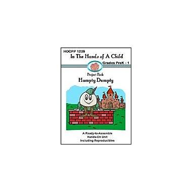 In The Hands of A Child Humpty Dumpty Reading & Writing Workbook, Preschool - Grade 1 [eBook]