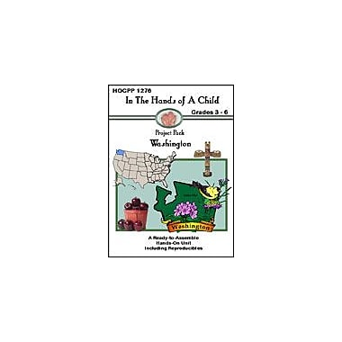 In The Hands of A Child Washington State Geography Workbook, Grade 3 - Grade 6 [eBook]