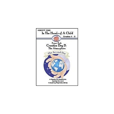 In The Hands of A Child Creation Day 2: the Atmosphere Science Workbook, Grade 1 - Grade 3 [eBook]