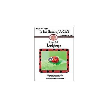 In The Hands of A Child Ladybugs Science Workbook, Kindergarten - Grade 4 [eBook]