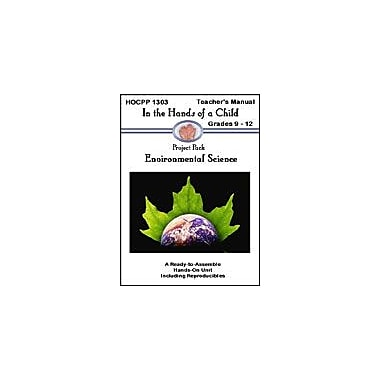 In The Hands of A Child Enviornmental Science Science Workbook, Grade 9 - Grade 12 [eBook]