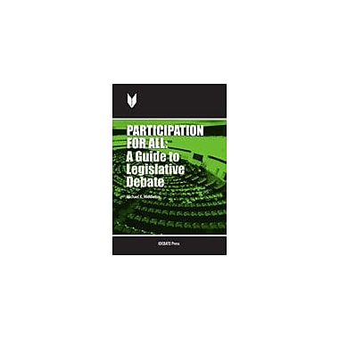 International Debate Education Participation For All Communication Skills Workbook, Grade 9 - Grade 12 [eBook]