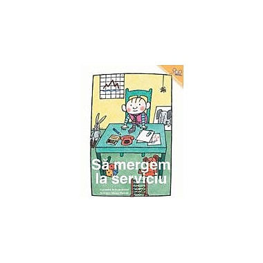 International Step by Step Let's Go to Work (Romanian) Reading & Writing Workbook, Kindergarten - Grade 5 [eBook]