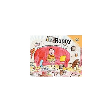 International Step by Step Ronny (English) Reading & Writing Workbook, Kindergarten - Grade 5 [eBook]