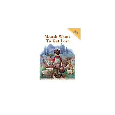 International Step by Step Moush Wants to Get Lost (English) Reading & Writing Workbook, Kindergarten - Grade 5 [eBook]