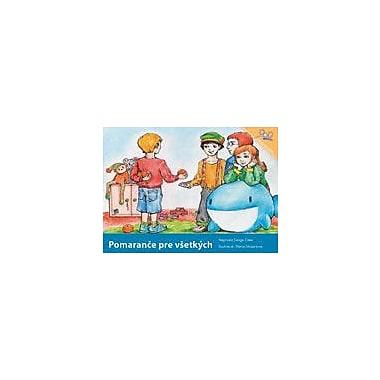 International Step by Step Oranges For Everybody (Slovak) Reading & Writing Workbook, Kindergarten - Grade 5 [eBook]