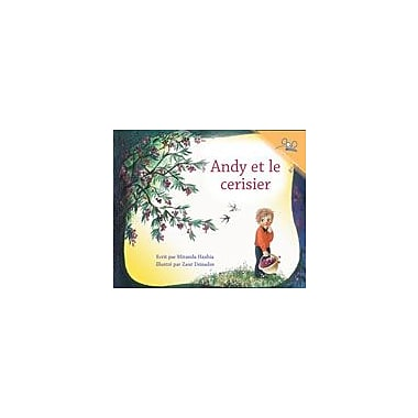 International Step by Step Andy's Cherry Tree (French) Reading & Writing Workbook, Kindergarten - Grade 5 [eBook]