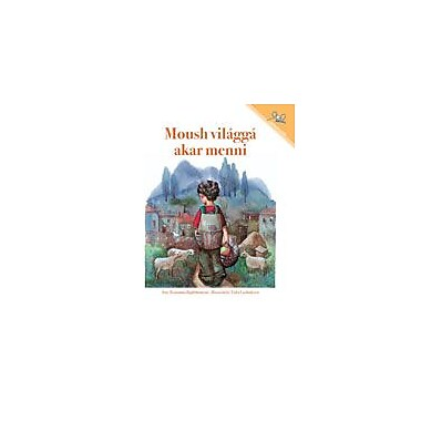 International Step by Step Moush Wants to Get Lost (Hungarian) Reading & Writing Workbook, Kindergarten - Grade 5 [eBook]